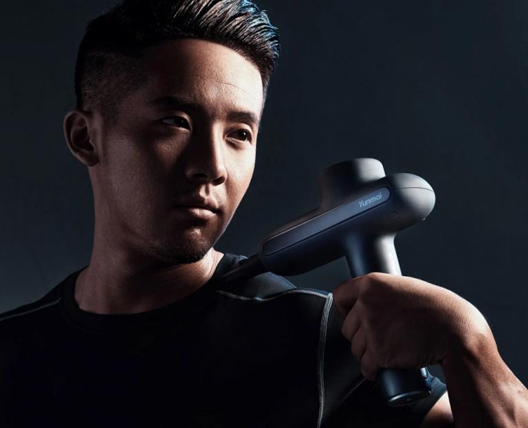 Xiaomi Yunmai masszázsgép a sérülések ellen 12