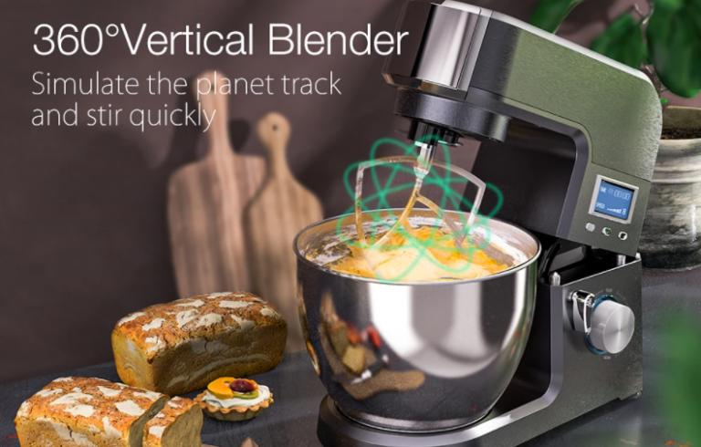 Univerzális konyhai gépet dobott piacra a BlitzWolf 6