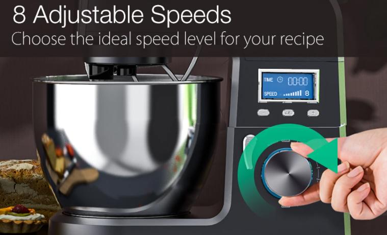 Univerzális konyhai gépet dobott piacra a BlitzWolf 5
