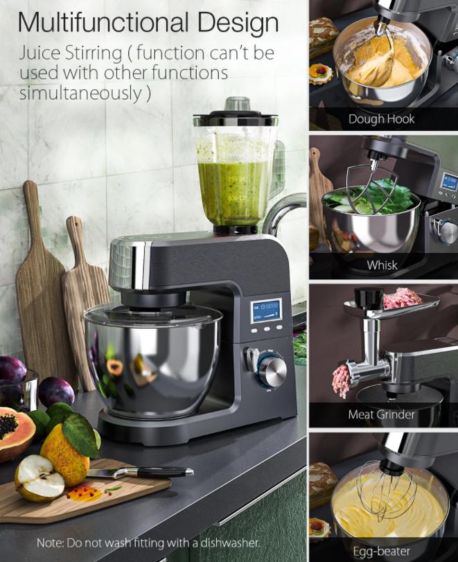 Univerzális konyhai gépet dobott piacra a BlitzWolf 3