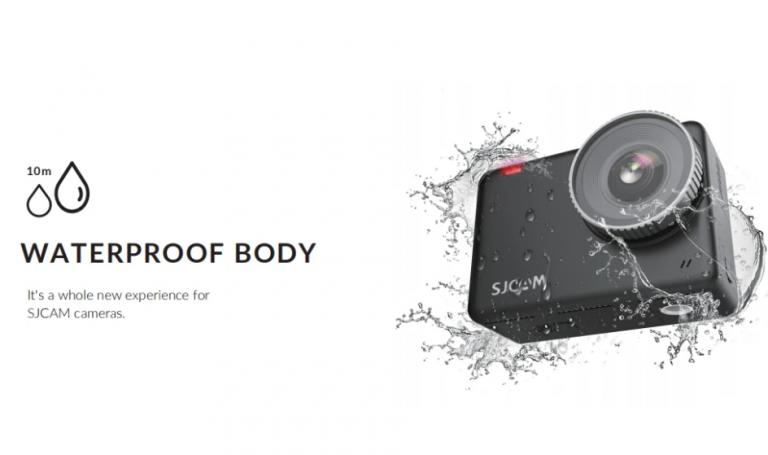 Végre kapható Banggoodon az SJCAM SJ10 Pro 4