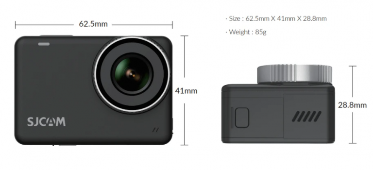 Végre kapható Banggoodon az SJCAM SJ10 Pro 8