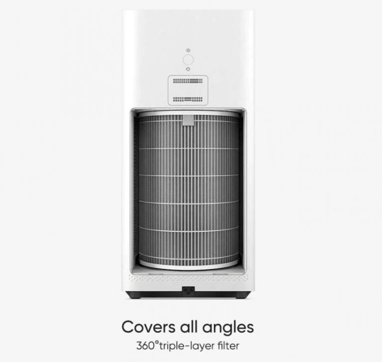 100 dollár alá kúszott a Xiaomi Air Purifier 2H ára 7
