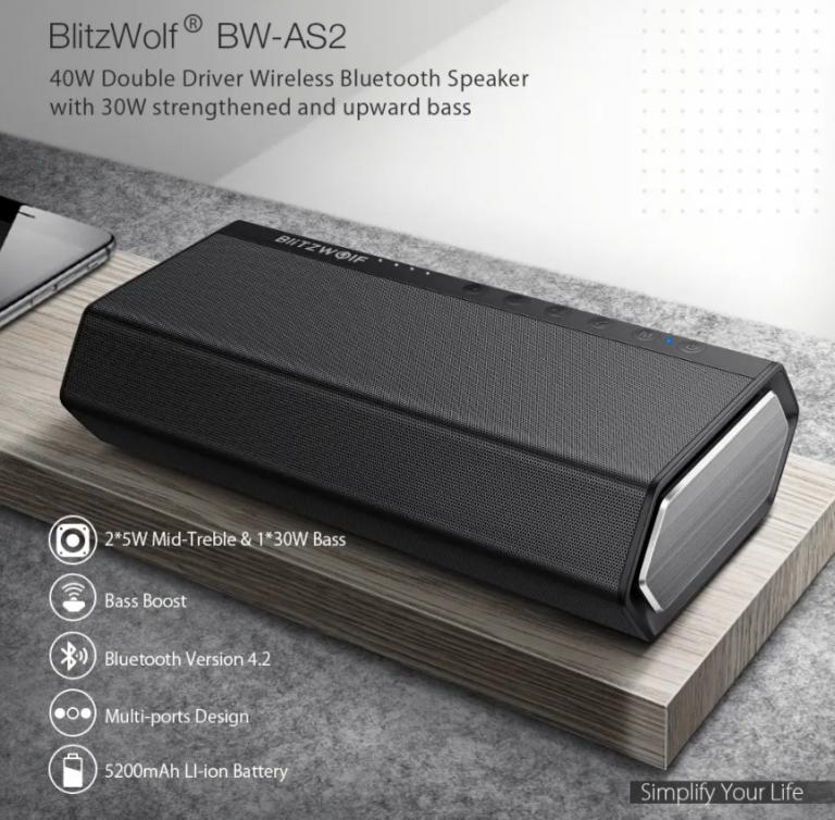 A közönségkedvenc Bluetooth hangszóró újra bevetésen 2