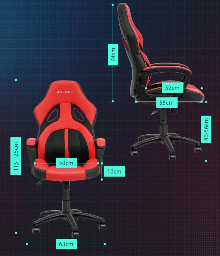 Újabb két brutál olcsó székkel rukkolt elő a BlitzWolf 11