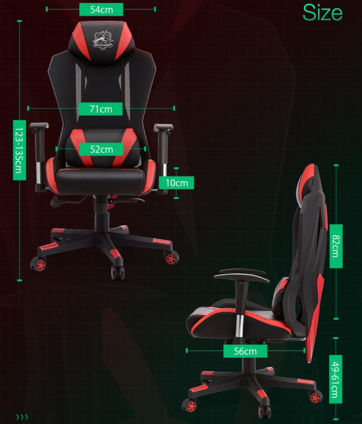 Újabb két brutál olcsó székkel rukkolt elő a BlitzWolf 6