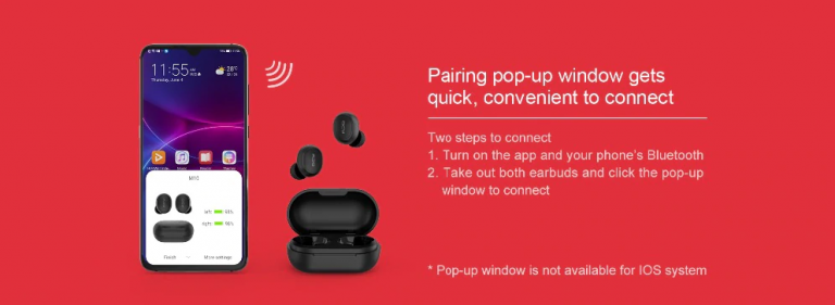 TWS füles, kevesebb mint 5000 forintért – Xiaomi QCY M10 3