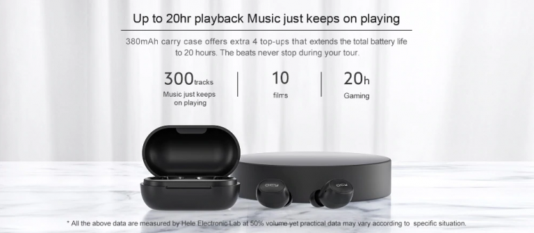 TWS füles, kevesebb mint 5000 forintért – Xiaomi QCY M10 4