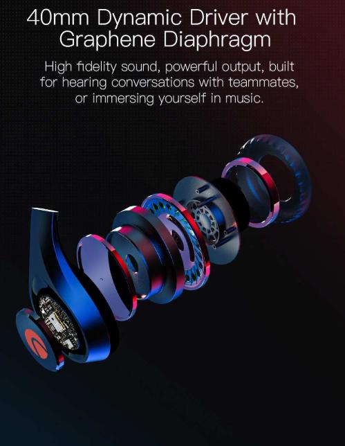 Újabb olcsó fejhallgató a BlitzWolftól – AIRAUX AA-ER2 6