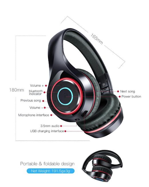 Újabb olcsó fejhallgató a BlitzWolftól – AIRAUX AA-ER2 7