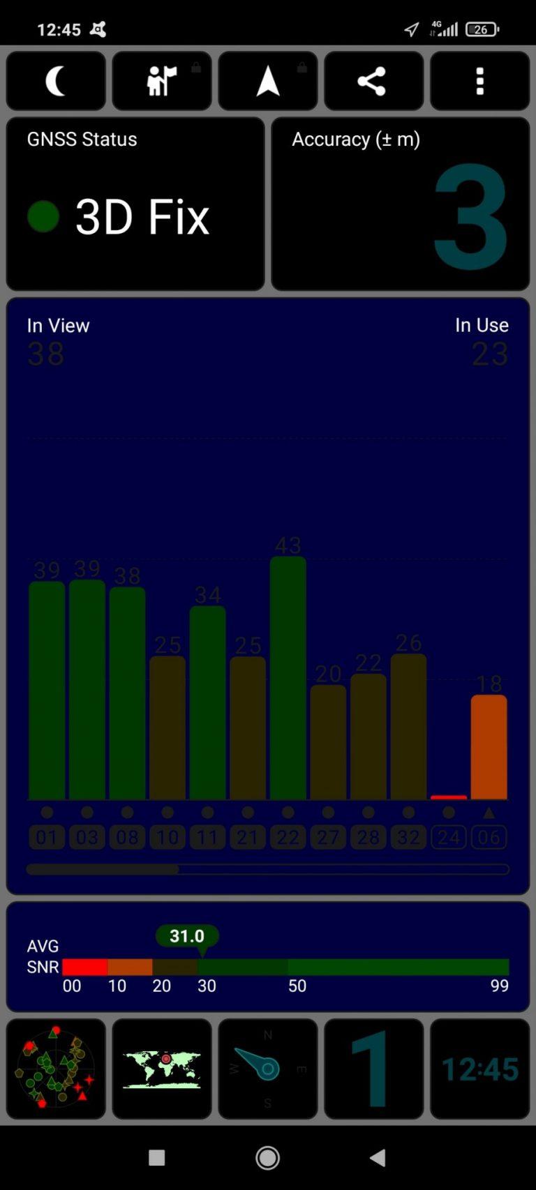 Poco X3 NFC okostelefon teszt 26