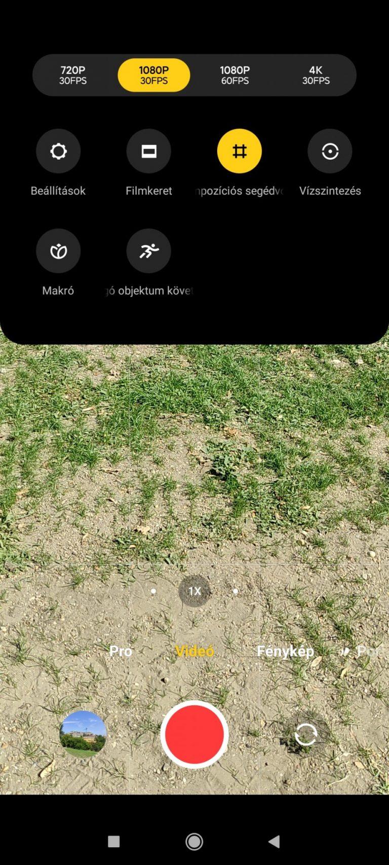 Poco X3 NFC okostelefon teszt 30