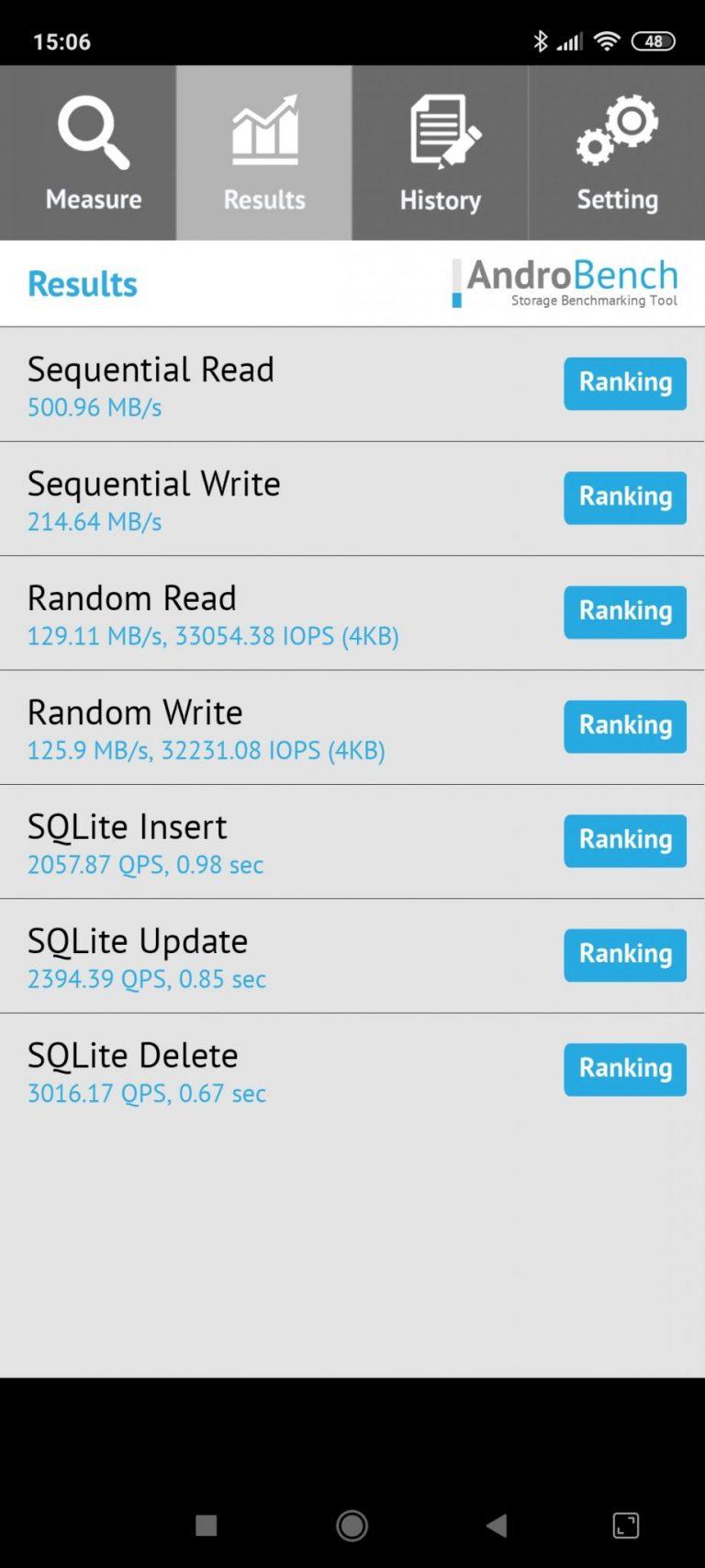 Redmi Note 9 Pro okostelefon teszt 19