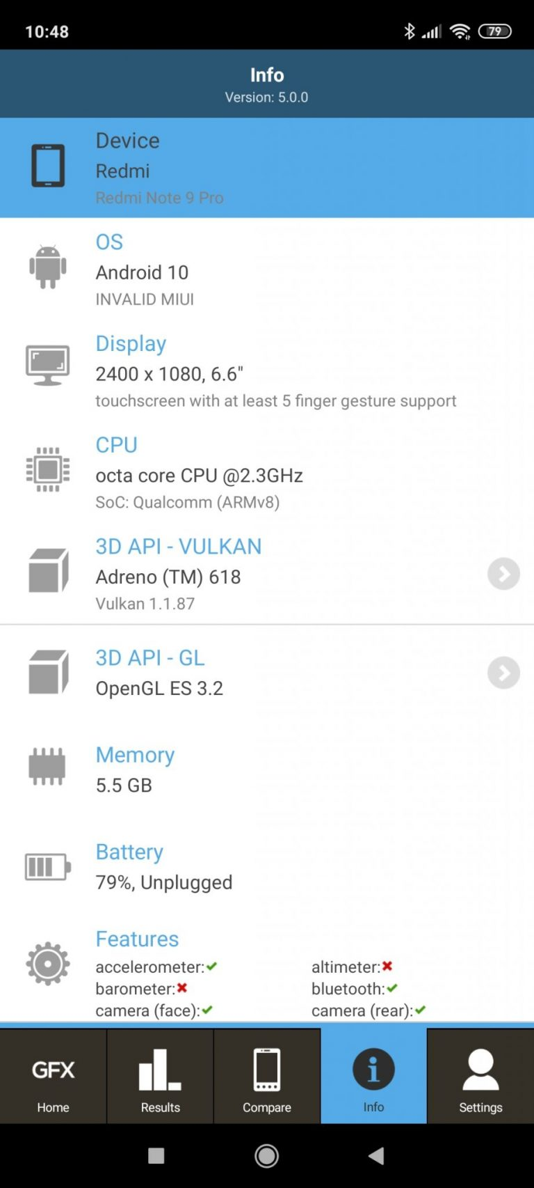 Redmi Note 9 Pro okostelefon teszt 21