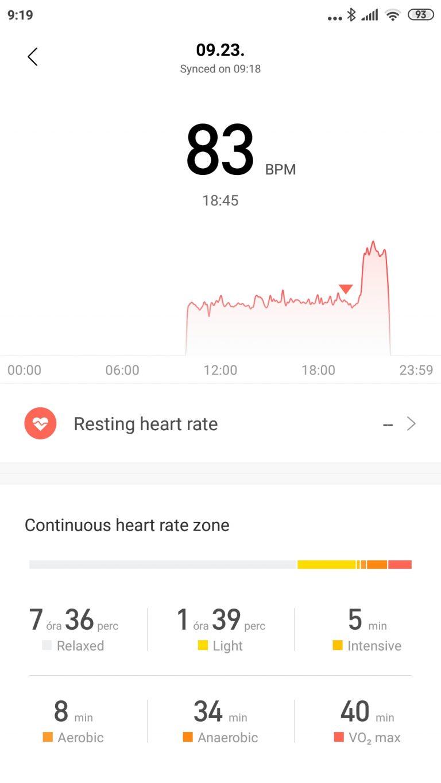 Xiaomi Amazfit Nexo okosóra teszt 13