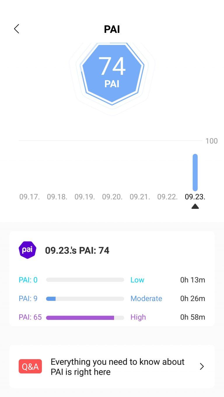 Xiaomi Amazfit Nexo okosóra teszt 15