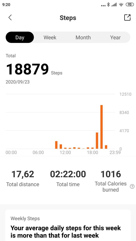 Xiaomi Amazfit Nexo okosóra teszt 16