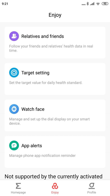 Xiaomi Amazfit Nexo okosóra teszt 18
