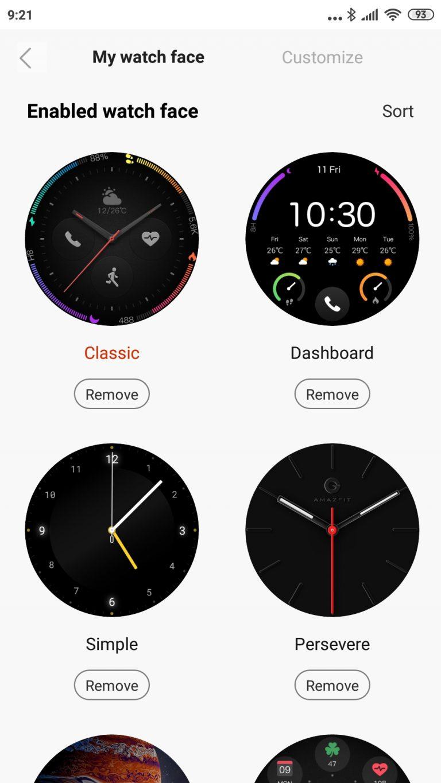 Xiaomi Amazfit Nexo okosóra teszt 19