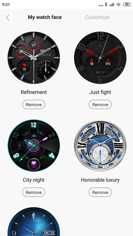 Xiaomi Amazfit Nexo okosóra teszt 20