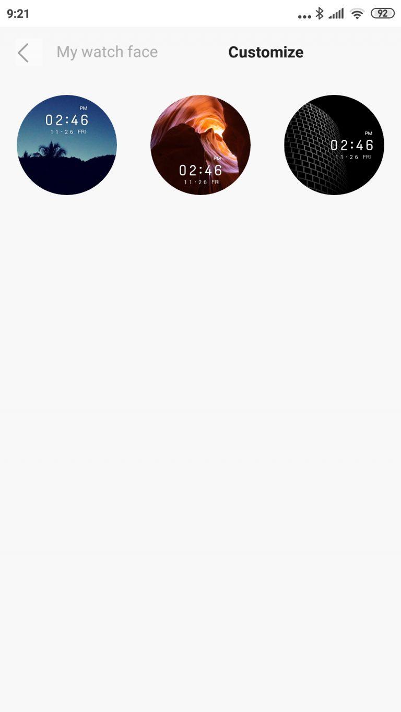 Xiaomi Amazfit Nexo okosóra teszt 21