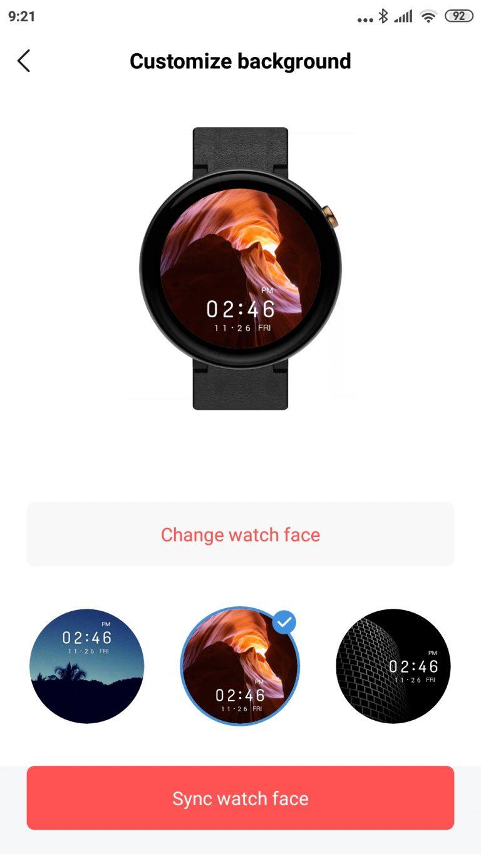 Xiaomi Amazfit Nexo okosóra teszt 22