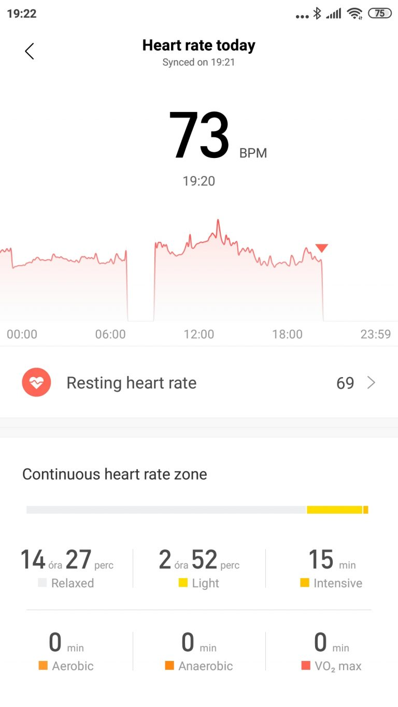 Xiaomi Amazfit Nexo okosóra teszt 27