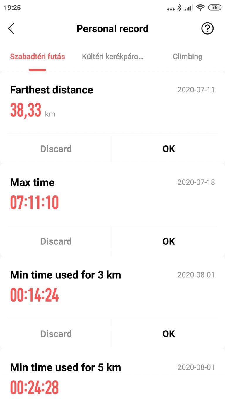 Xiaomi Amazfit Nexo okosóra teszt 31