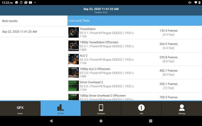 Alldocube iPlay 20 tablet teszt 23