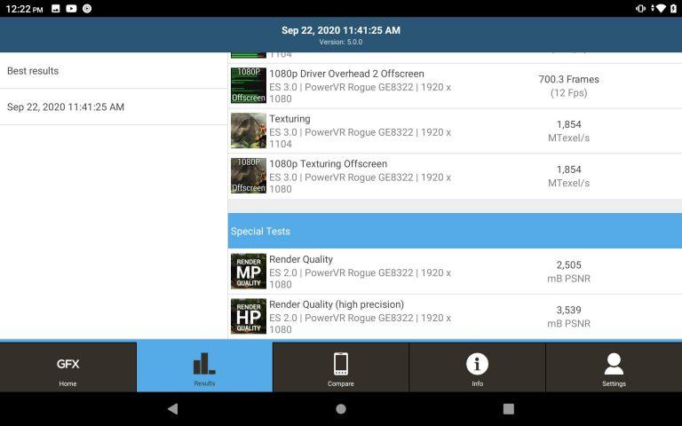 Alldocube iPlay 20 tablet teszt 24