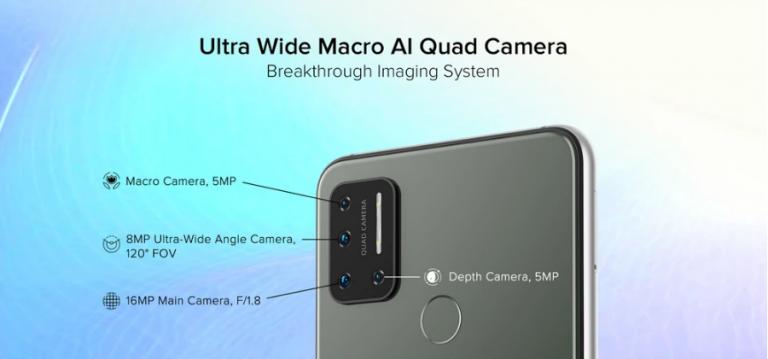 Előrendelhető az Umidigi A7 okostelefon 2