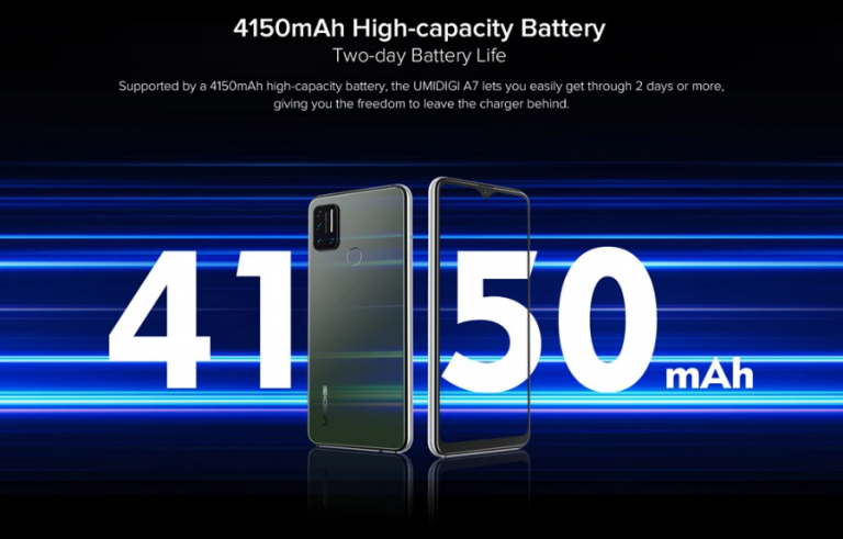 Előrendelhető az Umidigi A7 okostelefon 5