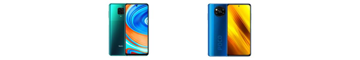 Redmi Note 9 Pro vs. Poco X3 összehasonlító teszt 2