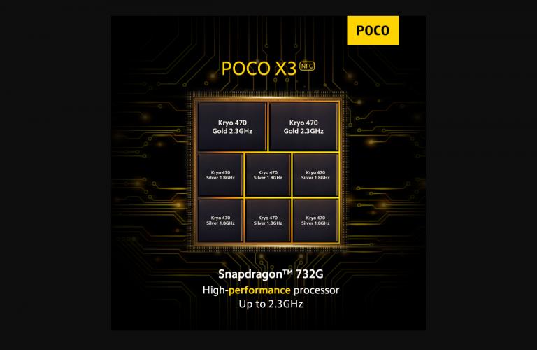 Poco X3 NFC okostelefon 2