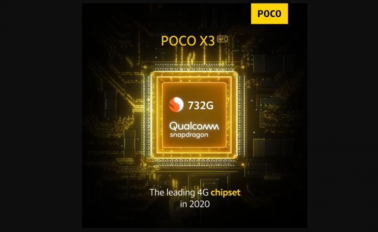 Poco X3 NFC okostelefon 5