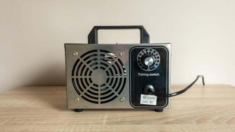 Ózongenerátor EU raktárból 11 000 Ft-ért 2