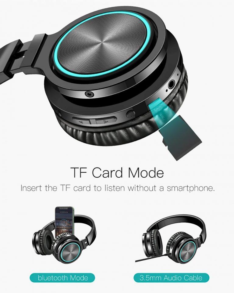 BlitzWolf Bluetooth fejhallgató fillérekért 5
