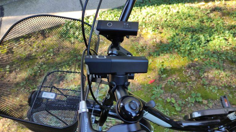 Gaciron és Xanes bringalámpák tesztje 17