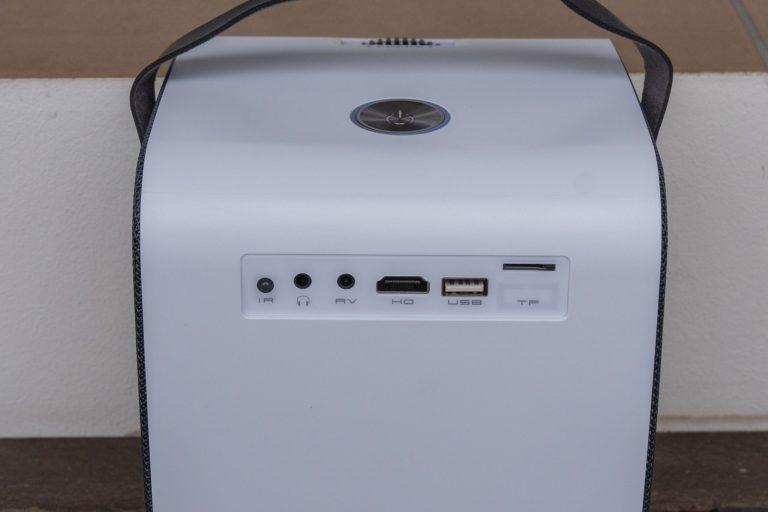 BlitzWolf BW-VP5 projektor teszt 7