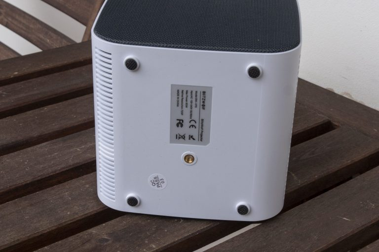 BlitzWolf BW-VP5 projektor teszt 10