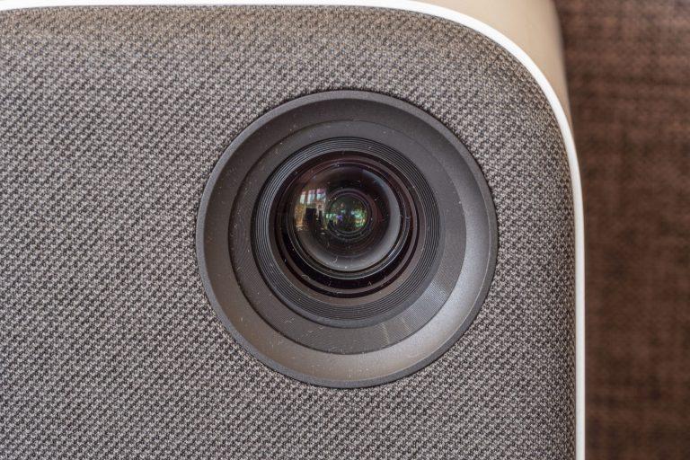 Xiaomi Mi Smart Compact okosprojektor teszt 2