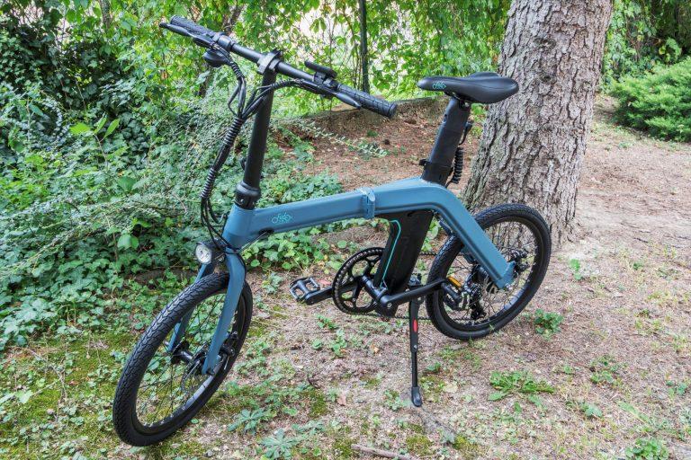 Fiido D11 elektromos bicikli teszt 2