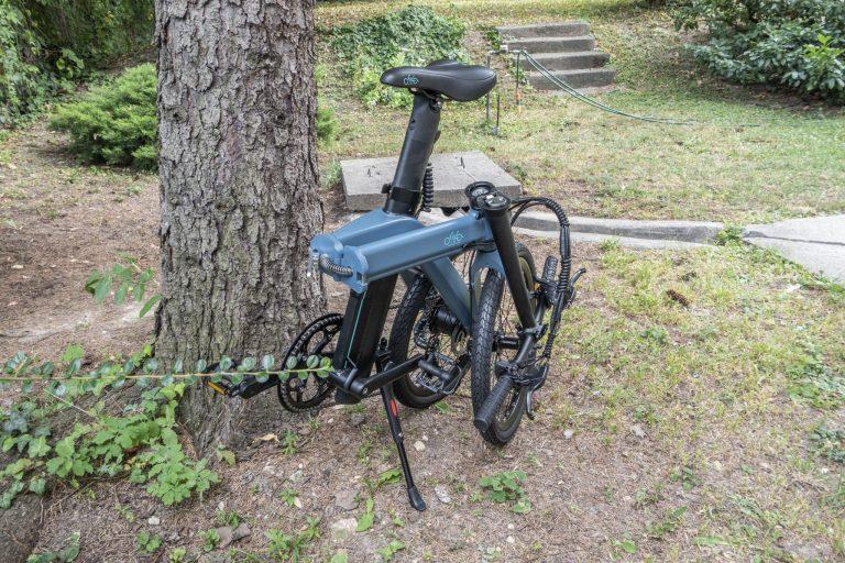 Fiido D11 elektromos bicikli teszt 10
