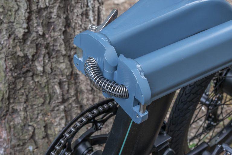 Fiido D11 elektromos bicikli teszt 9