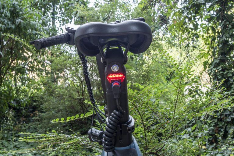 Fiido D11 elektromos bicikli teszt 7