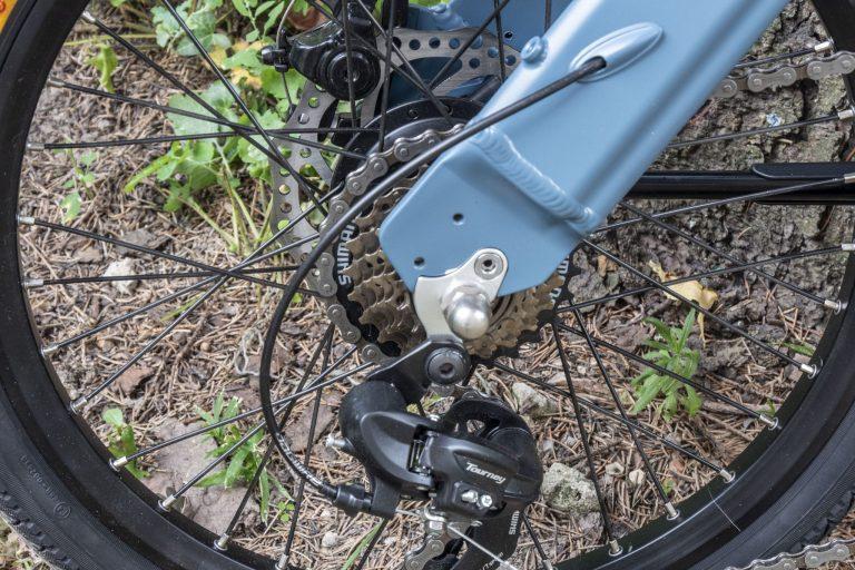 Fiido D11 elektromos bicikli teszt 3