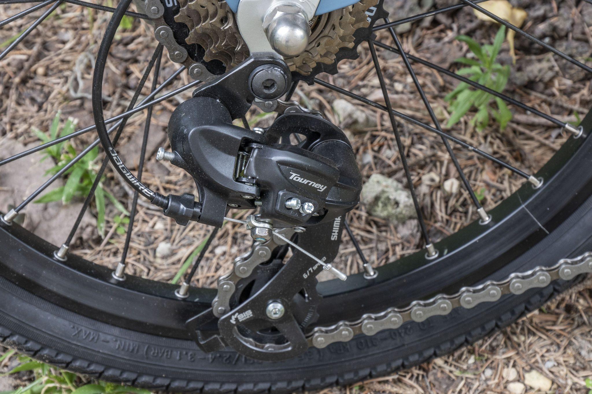 Fiido D11 elektromos bicikli teszt 11