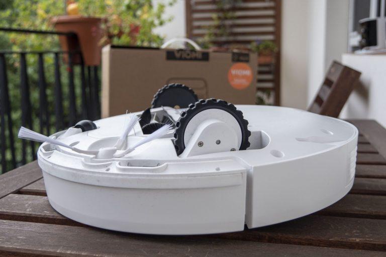 Még olcsóbb lett a Viomi SE robotporszívó 11