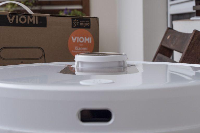 Xiaomi Viomi SE robotporszívó teszt 16