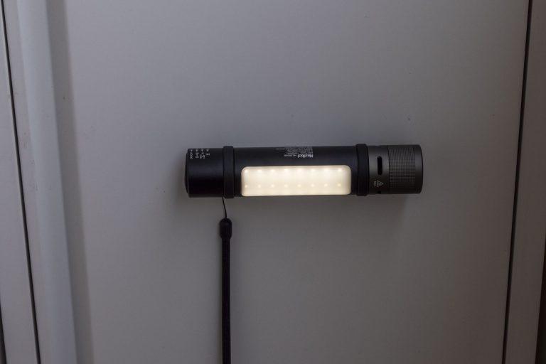 Xiaomi Nextool 6 az 1-ben lámpa teszt 11